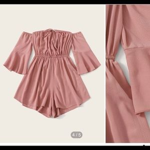 Shein  Romper off the shoulders size 1xL